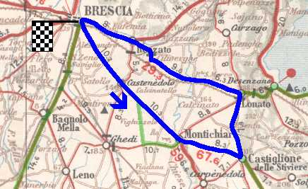 Circuito di Brescia 1907 and 1925 (?)