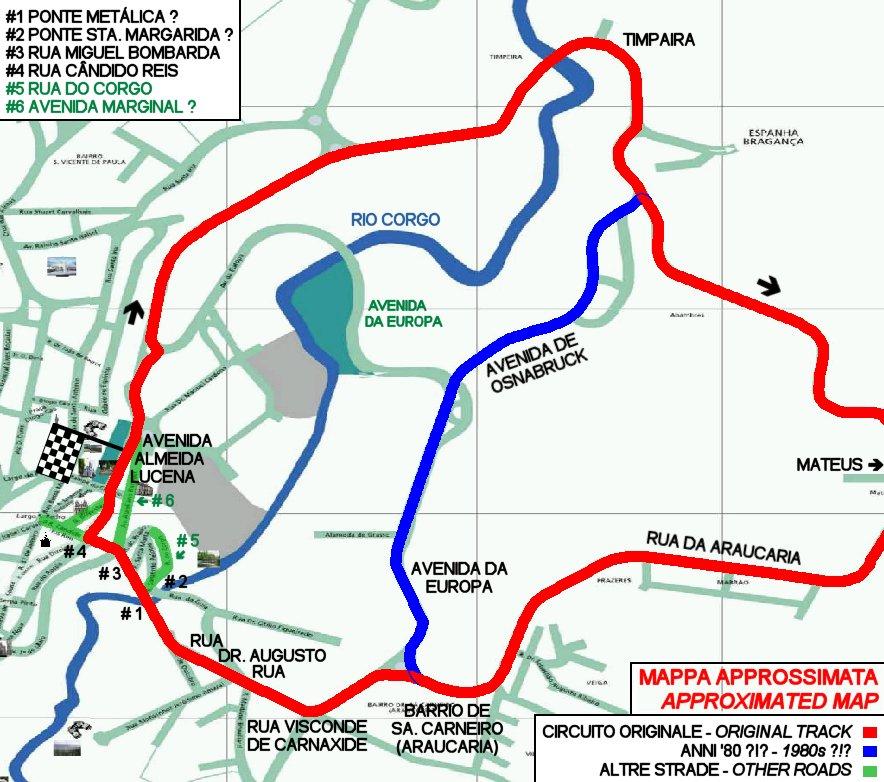 Vila Real Circuit Vila Real